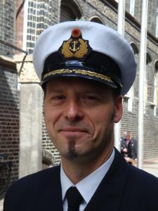 Fregattenkapitän Martin Ruchay